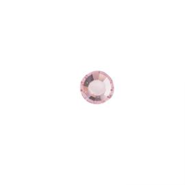 Plakkristal Roze 7 mm