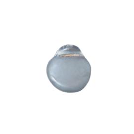 Grijze matte glashanger