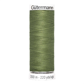 Nr 283 groen Gutermann alles naaigaren 200 m