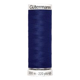 Nr 232 Marine blauw Gutermann alles naaigaren 200 m