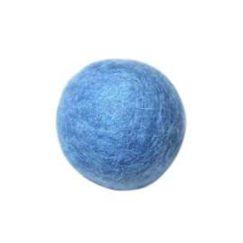 Viltbol blauw