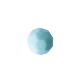 Mintgroene polyester facet bol