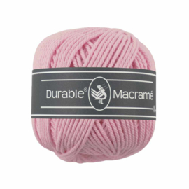 Macrame 232 Pink - Durable