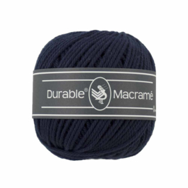 Macrame 321 Navy - Durable