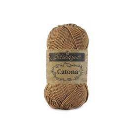 503 hazelnut Catona 25 gram - Scheepjes