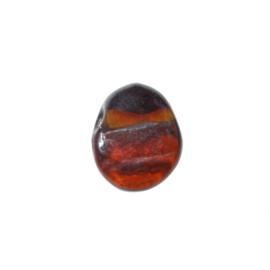 Kleine bruine glashanger
