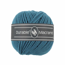 Macrame 371 Turquoise - Durable