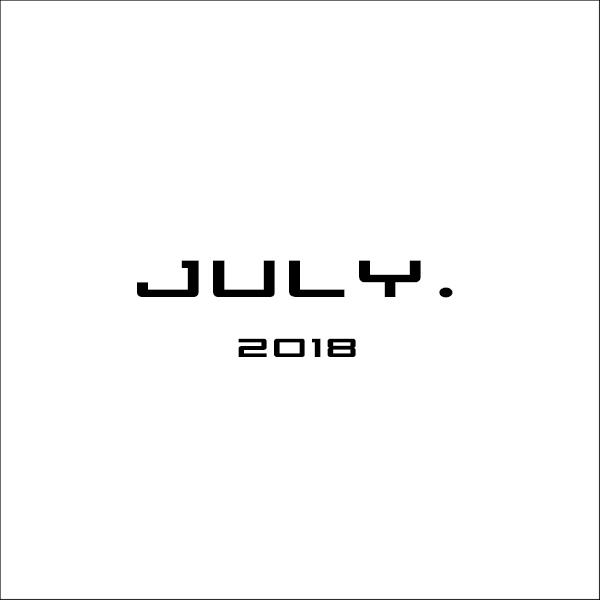 Nieuw in juli 2018
