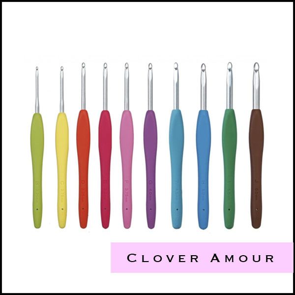 Clover Amour haaknaalden