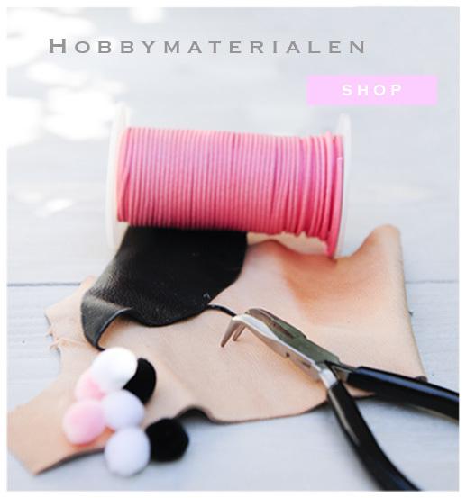 Cottonandcandles - Hobbymaterialen