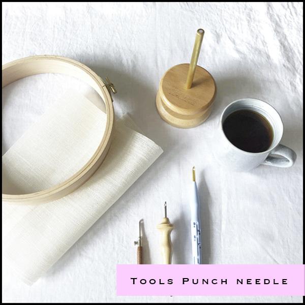 Gereedschap voor Punch Needle