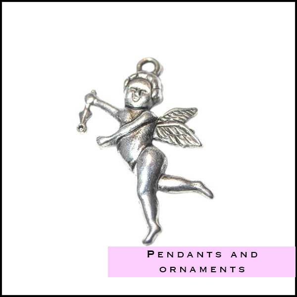Pendants and ornaments