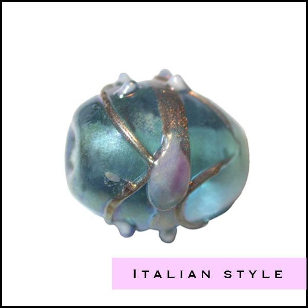 Italian style glas kralen