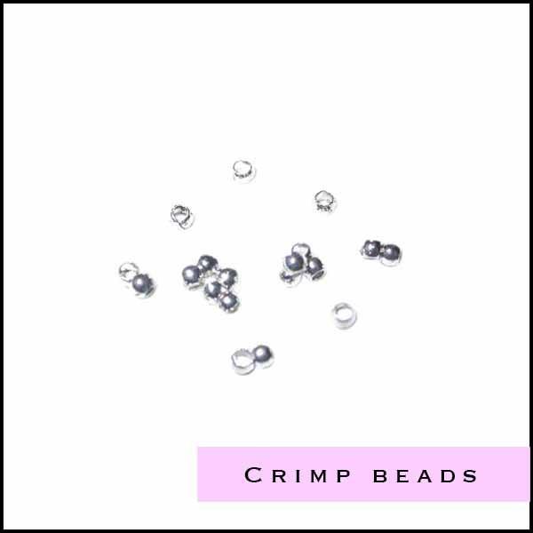 Crimp beads - Findings