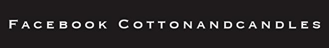 Link Facebook Cottonandcandles