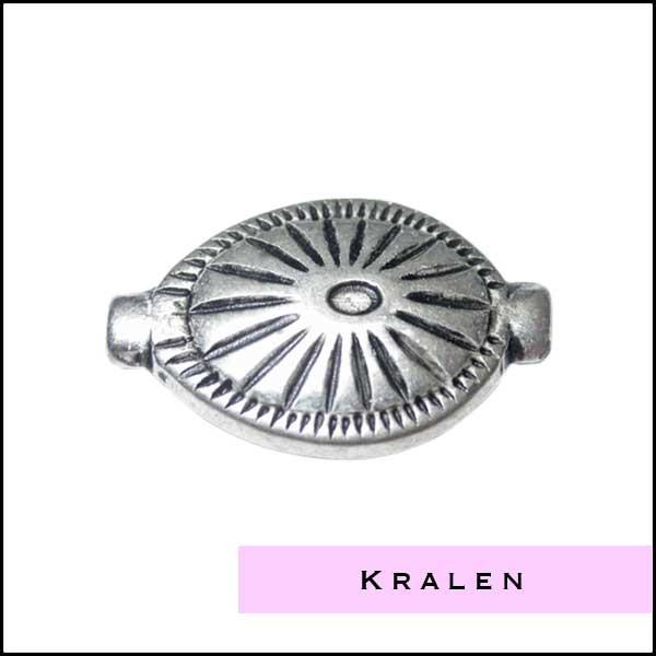 Onderdelen - Zilverkleurige kralen