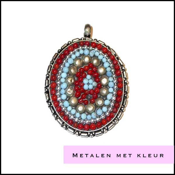 Onderdelen - Metalen met kleur