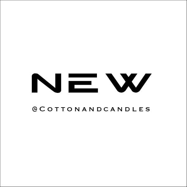 Nieuw bij Cottonandcandles