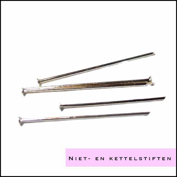 Niet- en ketelstiften - Cottonandcandles