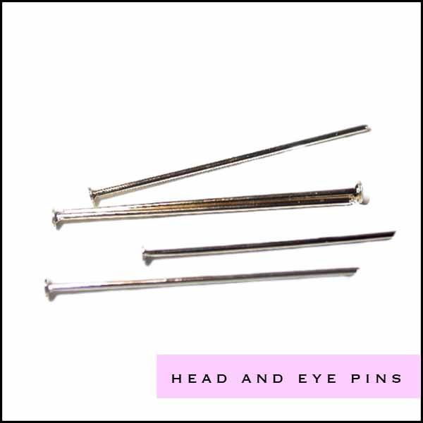 Head and Eye pins - Cottonandcandles