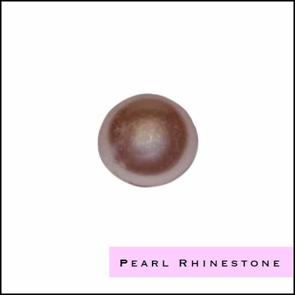 Pearl Rhinestones