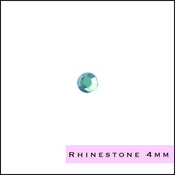 Rhinestones 4 mm SS16