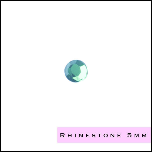 Rhinestones 5 mm SS20