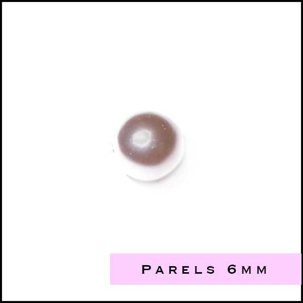 Renaissance parels 6 mm van Rayher