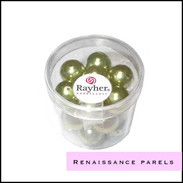 Renaissance parels van Rayher