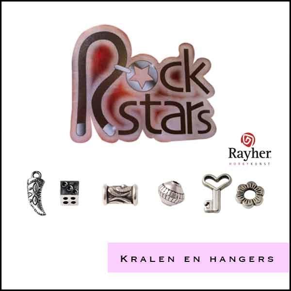 Rayher Rockstars kralen en bedels