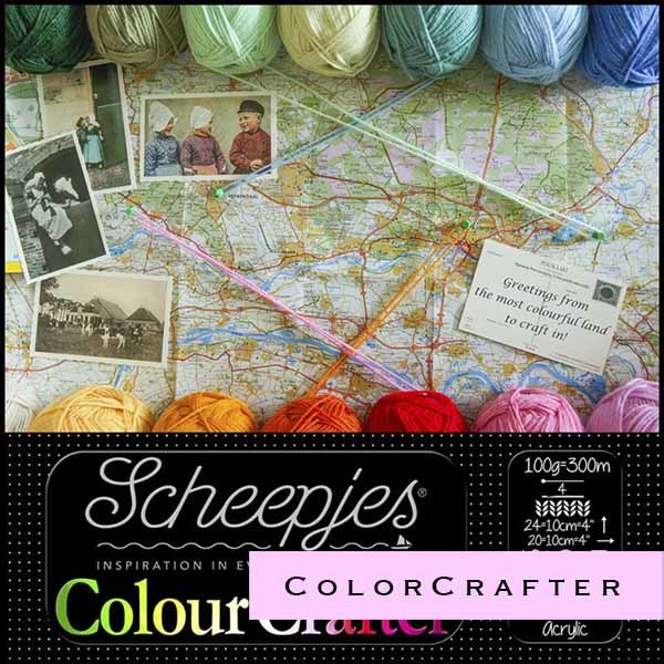 Scheepjes Color Crafter garen