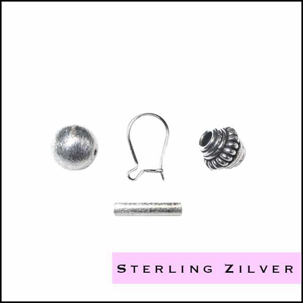 Sterling Zilver Cottonandcandles