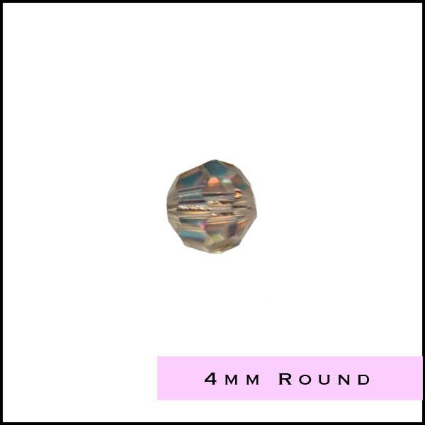 Swarovski 4 mm Round