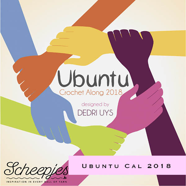 Ubuntu Scheepjes Cal 2018