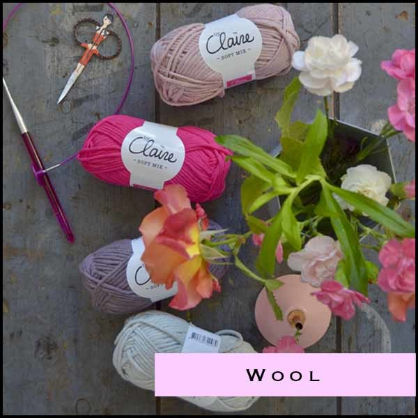 Knitting and Crochet - The Wool