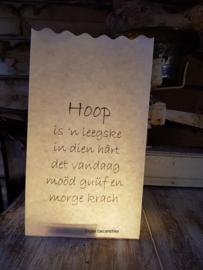 Hoop ...