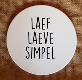 Laef laeve simpel