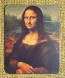 Kunststof ontbijtplankje Mona Lisa