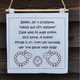 Schaapje dialect