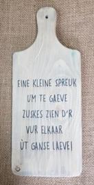 Borrelplank Zuskes