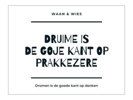 Druime is ...