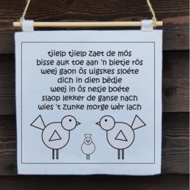 Vogeltje dialect