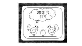 Kip, smakelijk eten