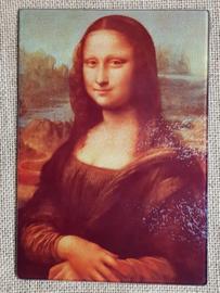 Glazen snijplank Mona Lisa