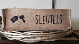 Sleutels (s)