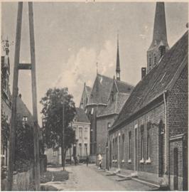 "Onderzetter ""Kerkstraat"""