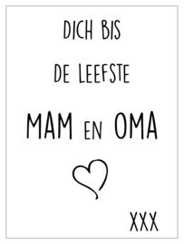 mam en oma