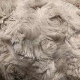 Slingeraapje met naam - Bruin/Beige