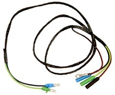 Console Interior Harness W- Airco 64-66