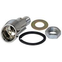 Trunk Lock Cylinder Sleeve Kit 65-66